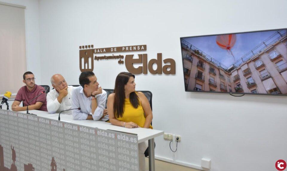 El Ayuntamiento de Elda lanza el vídeo promocional de las Fiestas Mayores