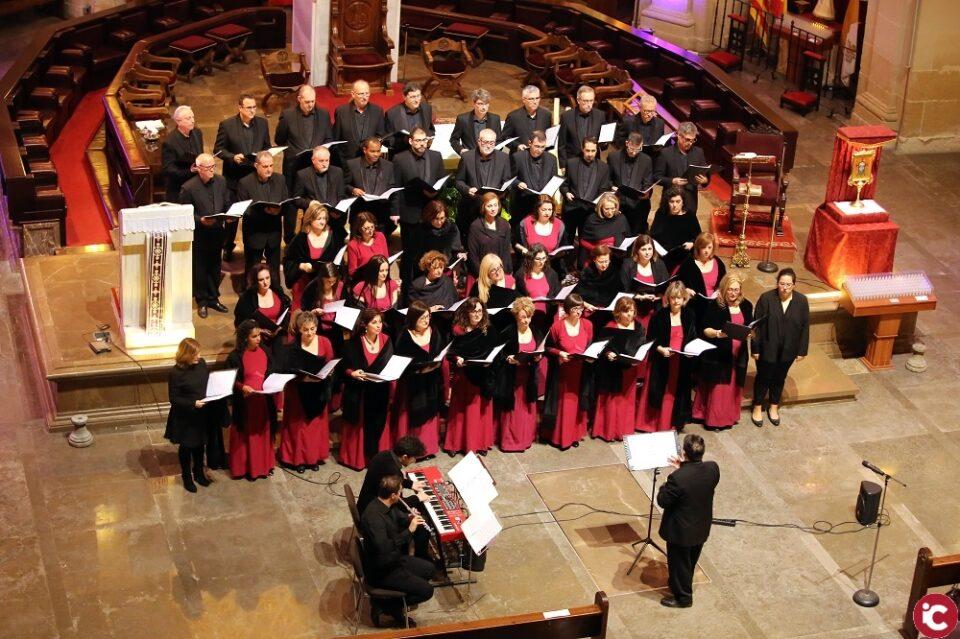 La serenata por los Santos Patronos de Elda contará con la participación del Orfeón Cantabile de Alicante
