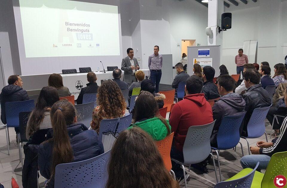 «Avalem Joves» ja ha donat treball en Alcoi a prop de 400 joves