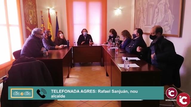 Parlem amb el nou alcalde d'Agres