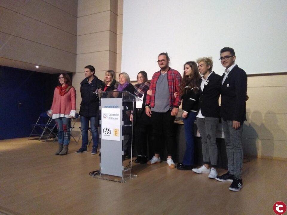 L'IES Serra de Mariola (Muro d'Alcoi) s'imposa a la fase local de la Lliga de Debat de Secundària i Batxillerat de la Xarxa Vives a la Universitat d'Alacant