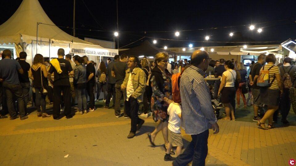 La Feria de Muestras abre sus puertas con stands de comercio