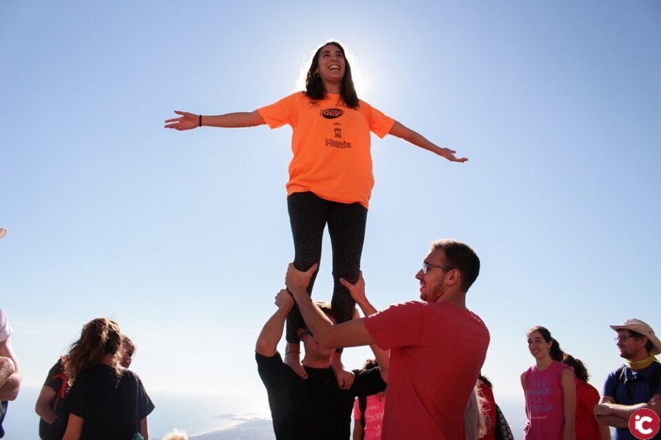 La dinamització del català a la universitat aplega a més de 100 voluntaris lingüístics a Biar (l'Alt Vinalopó)