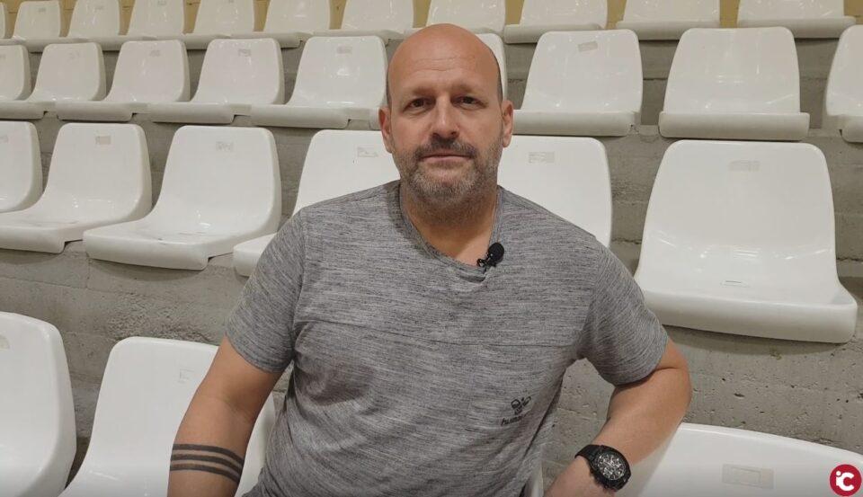 """FERNANDO LATORRE (Agustinos): """"Ahora mismo podemos ganarle a cualquiera"""""""