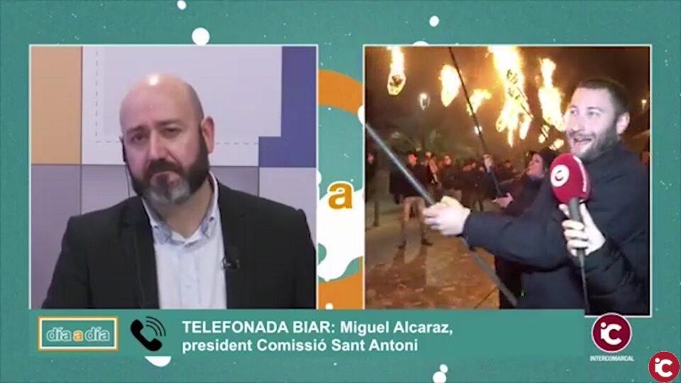 Parlem amb Miguel Alcaraz
