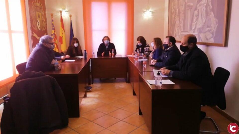 El exconcejal del PSPV en la localidad alicantina de Agres Rafael Sanjuan asumirá la Alcaldía de la población