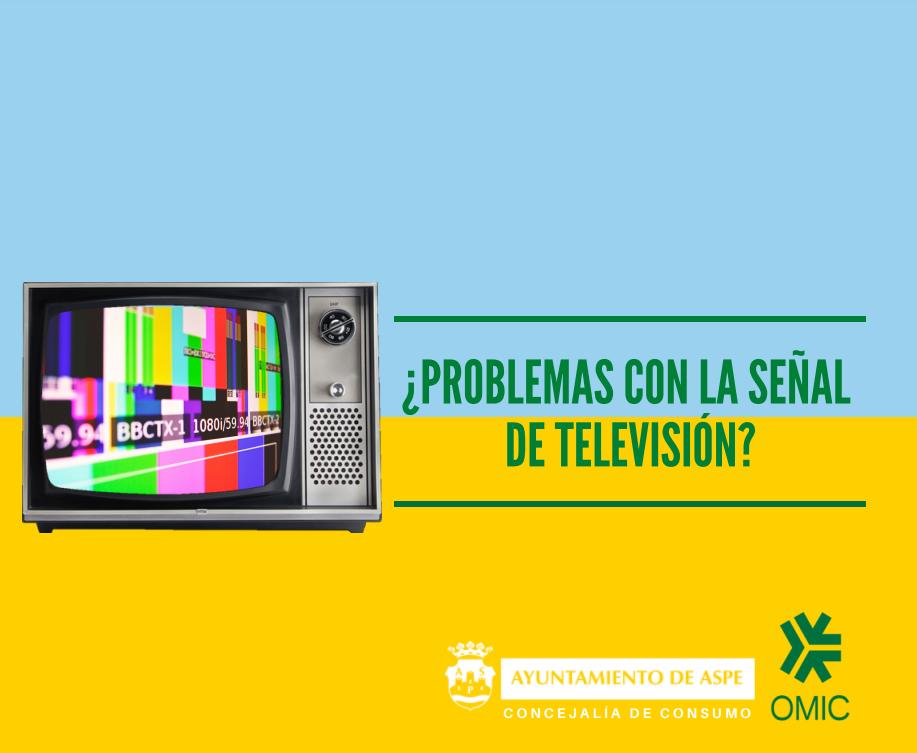 ¿Interferencias en la televisión?