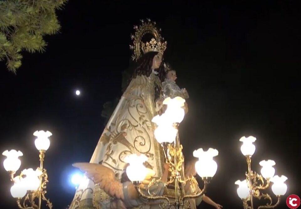 Las Fiestas en Honor a la Virgen del Carmen del Cañada tendrán que esperar a 2022