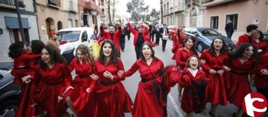 «Los Rebotes» ganan por cuarto año consecutivo el primer premio de «La Jira»