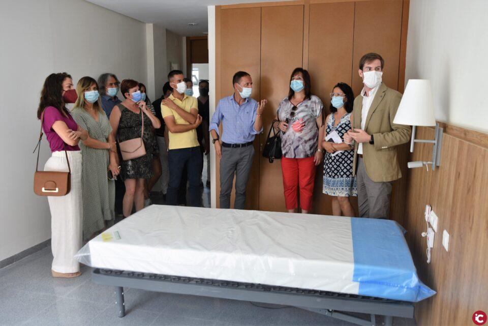 L'Onada trabaja para que la residencia geriátrica mancomunada inicie su actividad a finales de septiembre